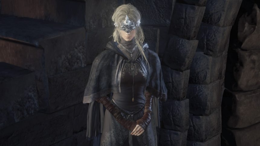 Dark souls 3 Personagem que sobe nivel