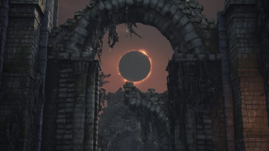 Dark Souls 3 Eclipse