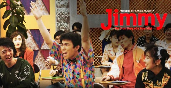 Jimmy The True Story of a True Idiot comedia japonesa Sanma Akashiya capa header