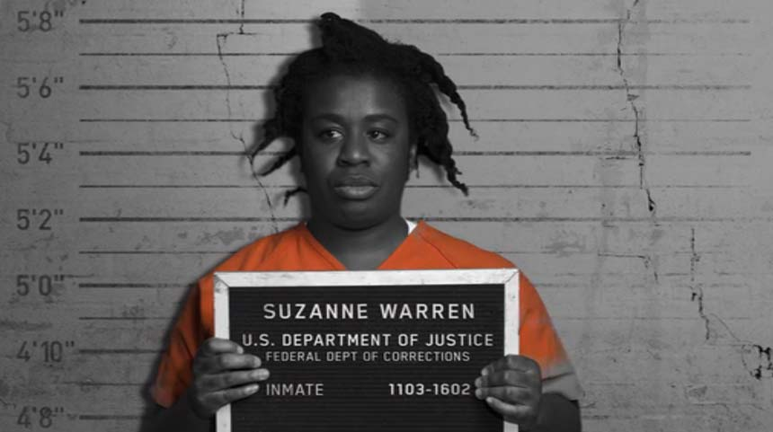 orange is the new black temporada 6 suzanne warren olho tonto
