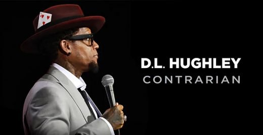 D L Hughley Contrarian Netflix stand-up show capa