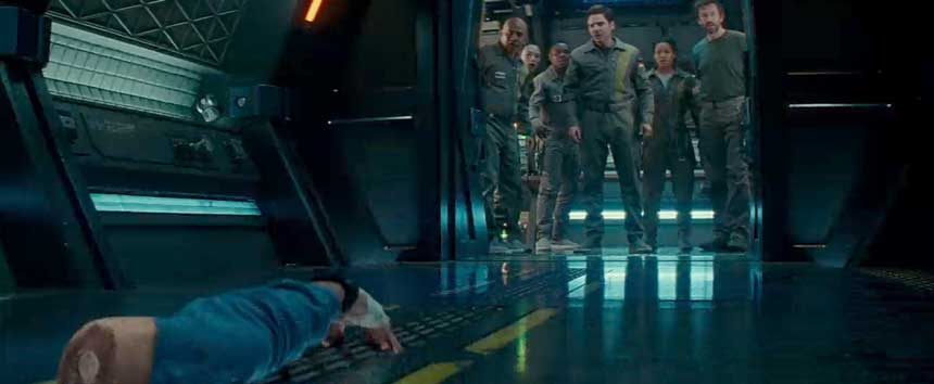 The Cloverfield Paradox Netflix filme 08