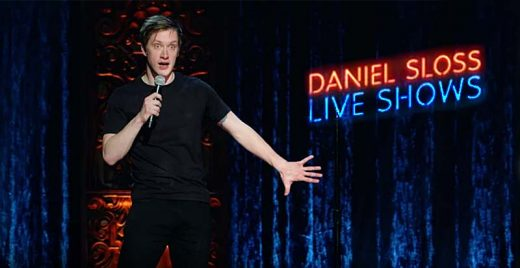 daniel sloss live shows netflix comedia stand-up
