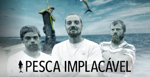 pesca implacavel netflix reality show atum albacora capa