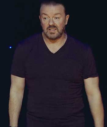 ricky gervais humanidade stand-up commedy 02