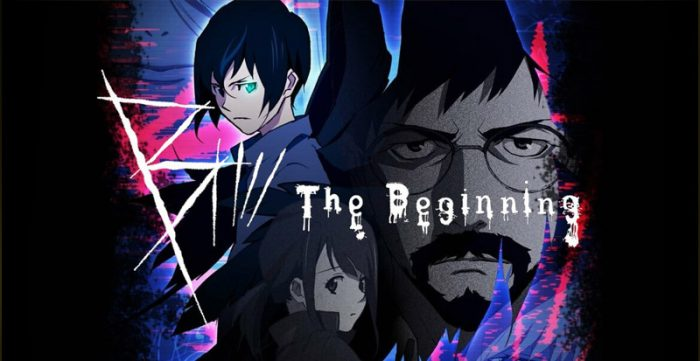 b the beginning netflix anime capa