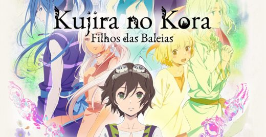 children of the whales netflix kujira no kora wa sajou ni utau filhos das baleias capa