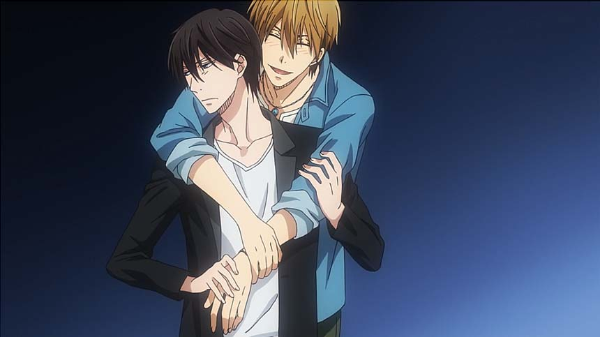 dakaichi anime yaoi my number one boys love gay 05