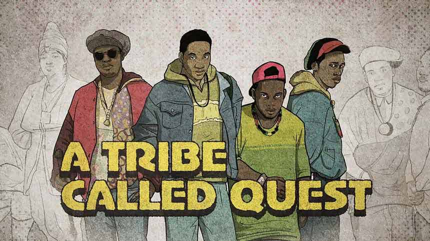 hip hop evolution netflix documentario 12 a tribe called quest