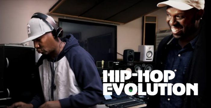 hip hop evolution netflix documentario musical capa