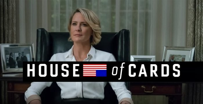 house of cards netflix serie capa
