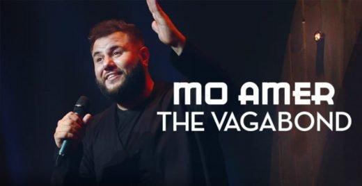 mo amer the vagabond netflix stand-up show mohammed