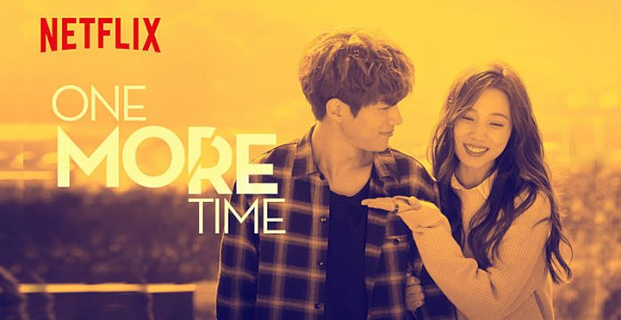 one more time netflix k-dorama volta tempo capa
