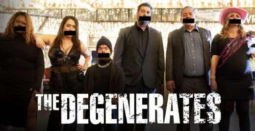 the degenerates netflix stand-up show las vegas comedia capa