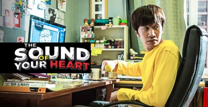 the sound of your heart 2016 netflix dorama cartoon capa
