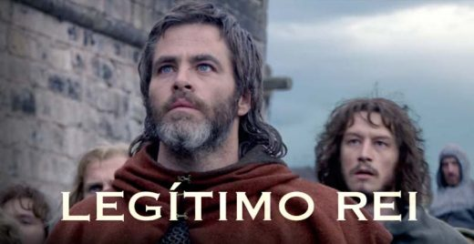 legitimo rei netflix outlaw king movie filme escocia capa