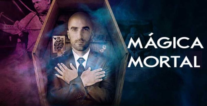 magica mortal netflix reality ilusionismo drummond money-coutts capa