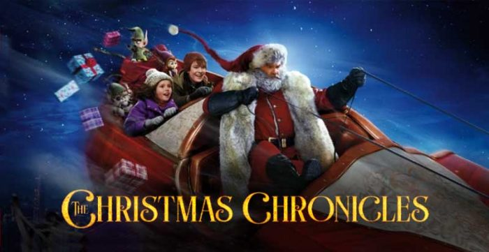 the christmas chronicles netflix review. Black Bedroom Furniture Sets. Home Design Ideas