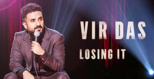 vir das losing it netflix stand-up show comedia capa