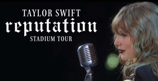 Taylor Swift Reputation Stadium Tour netflix show musical pop capa