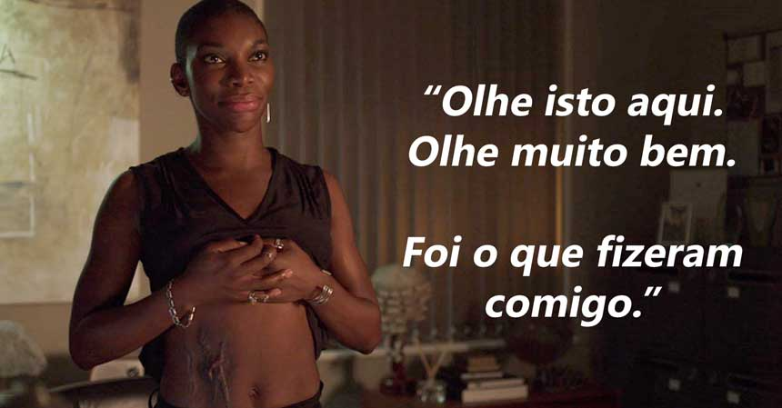 black earth rising netflix serie massacre ruanda drama cicatriz kate