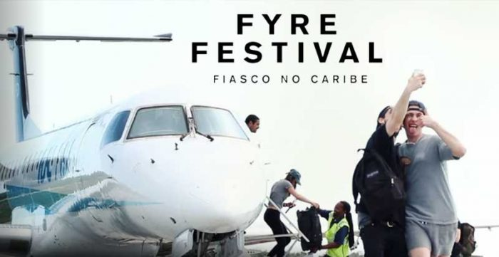 fyre festival fiasco no caribe netflix documentario fraude evento
