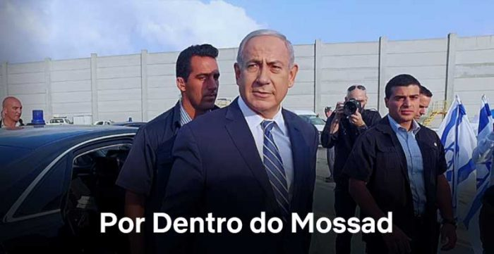 por dentro do mossad netflix serie documental servico inteligencia israelense