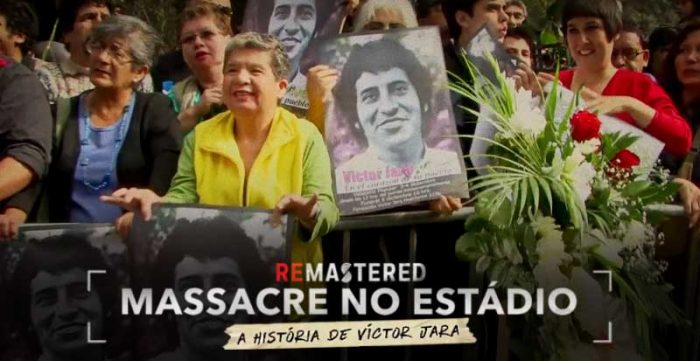 remastered massacre no estadio netflix victor jara musico assassinado