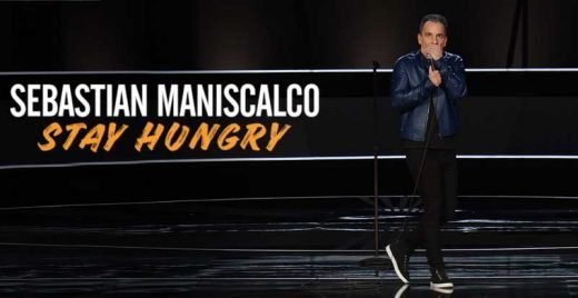 sebastian maniscalco stay hungry netflix comedia stand-up show