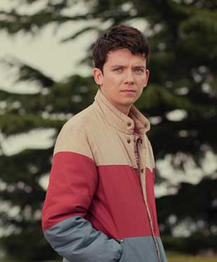 sex education elenco personagens otis milburn asa butterfield