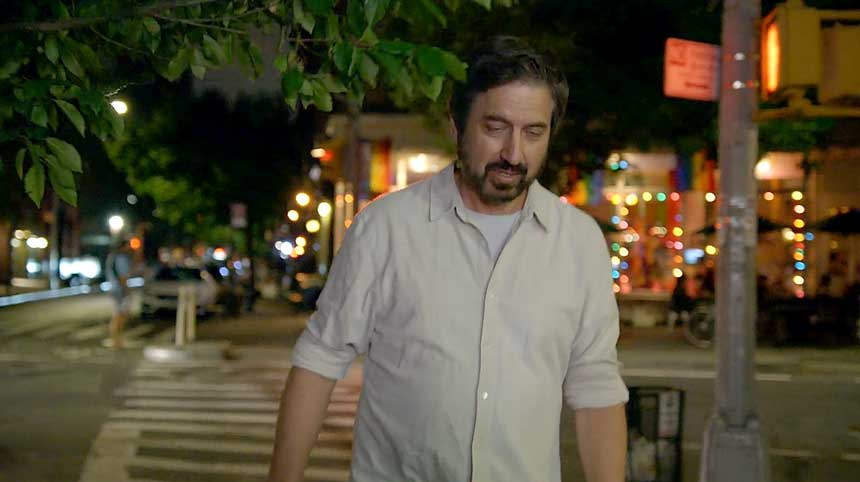 ray romano right here around the corner netflix stand-up comedia show 4