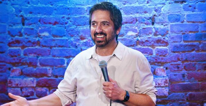 ray romano right here around the corner netflix stand-up comedia show