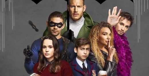 the umbrella academy netflix serie quadrinhos super herois