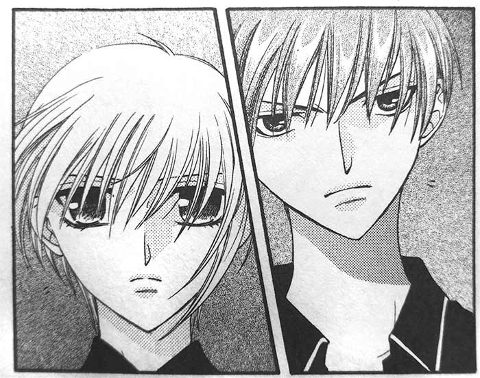 fruits basket reboot remake manga 2