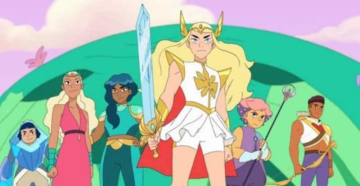 she-ra e as princesas do poder netflix 2 temporada episodios novos