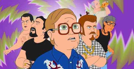 trailer park boys the animated series netflix 13a temporada desenho