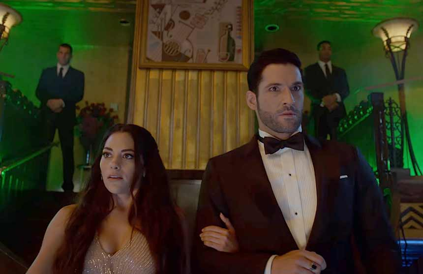 lucifer netflix serie diabo fantasia tom ellis quarta temporada 9
