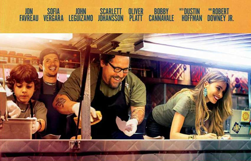 The Chef Show Netflix documentario reality Jon Favreau Roy Choi culinaria