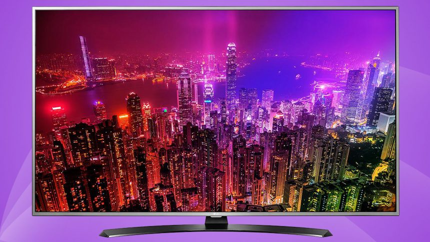 Smart TV LG 55UM761 review alexa integrada vale a pena