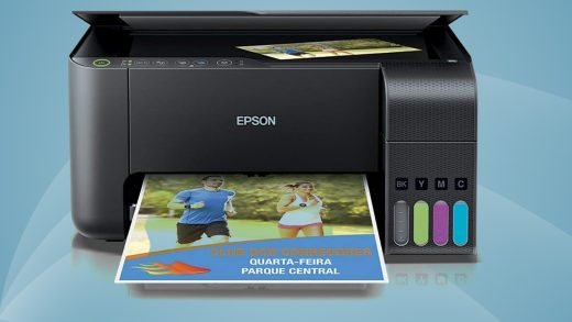 l3150 ou l3110 epson ecotank impressora comparacao analise review