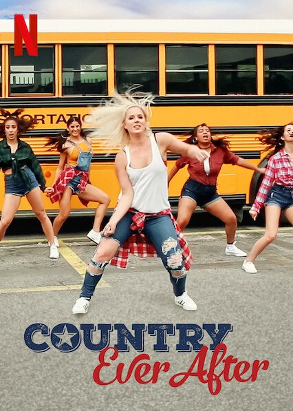 Country Ever After Netflix reality show Coffey Anderson Criscilla